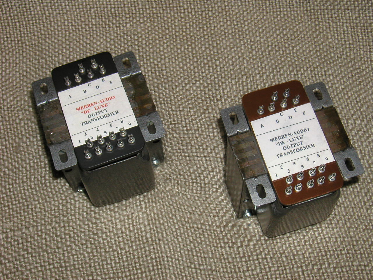 JTM-45 RS style Output Transformers