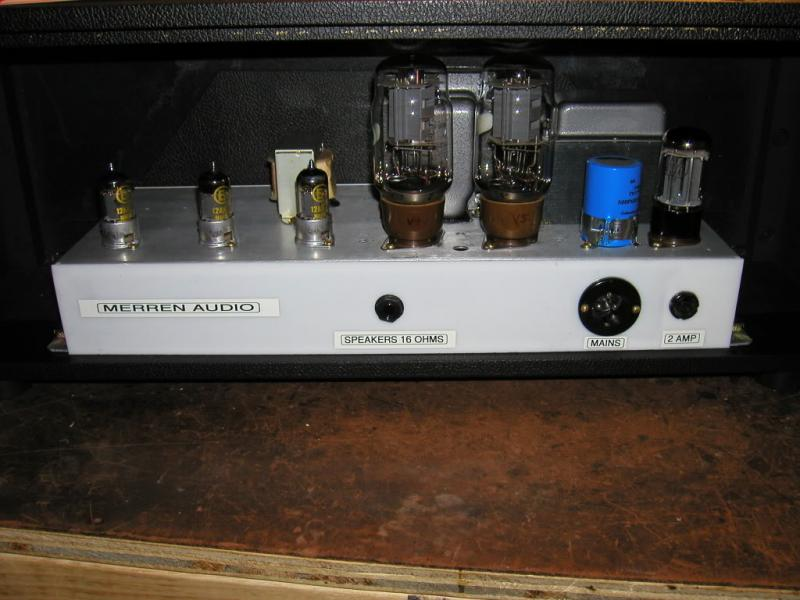 Merren Audio - Amplifiers